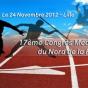 IRBMS : 17ème Congrès Médico-Sportif du Nord de la France- 24 Novembre 2012 –Lille