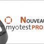 Lancement du nouveau MyoTest Pro2