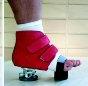 Myolux: l'outil indispensable au kinésithérapeute pour la rééducation active des entorses de cheville