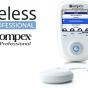 La kinésithérapie attendait le COMPEX WIRELESS PRO: l'électrostimulation sans fil