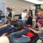 Grand succès de la formation ondes de choc Swiss Dolorclast Academy EMS à Strasbourg les 6 et 7 juin 2014