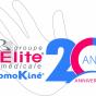 Anniversaire d'Elite Medicale Promokiné Stand H14 et H08 Reeduca Paris Porte de Versailles 16, 17 et 18 septembre 2016