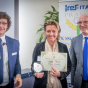 Elite Médicale Promokiné reçoit le prix spécial IREF Italia