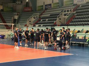 Equipe de France de Volley Ball soutenue par Elite Medicale